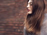 Justine Jugnet - Femme Portrait  Book Paris Mode Cheveux - Test Agence - Studio le carre