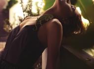 Justine Jugnet - Femme Portrait Test Agence Book Cameleon Mannequin Marrakech Palmier Palmiers Mode - Edito Magazine - Studio le carre
