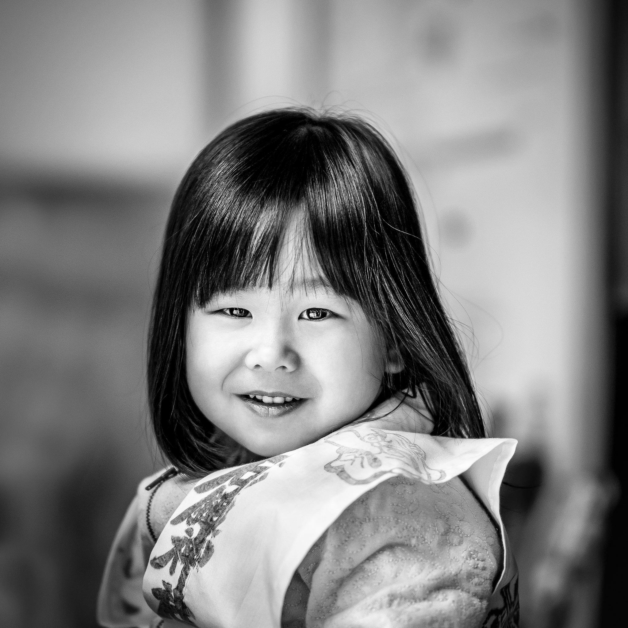 Etienne regis, photographe toulouse, Japon, Japan, voyage, kid, Japanese, enfant, natural, noir et blanc, black and white, natural light, extérieur, lumière naturelle