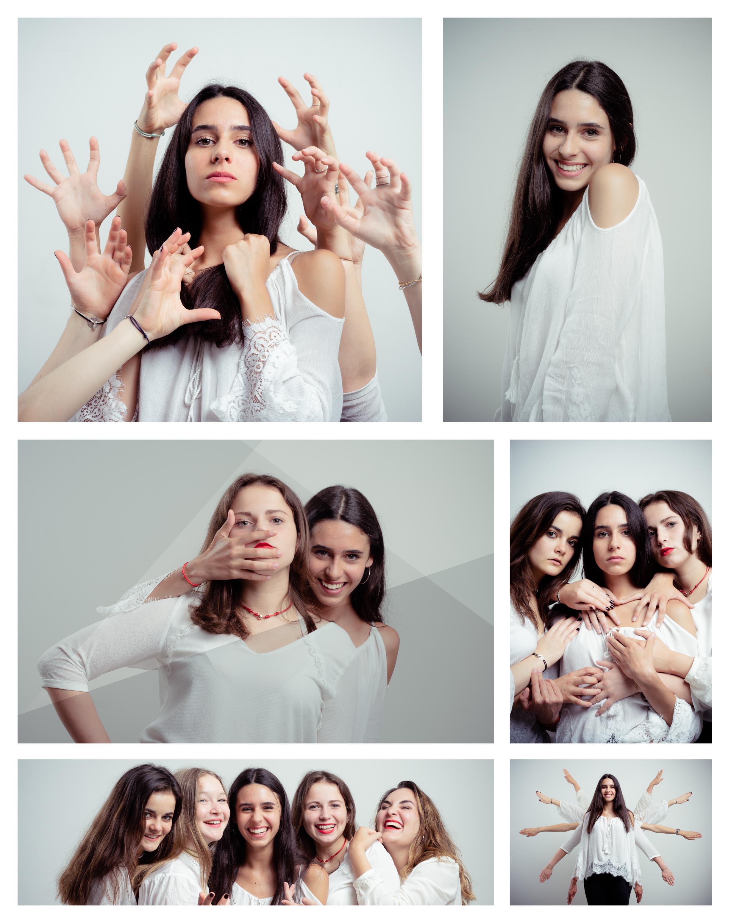 seance shooting photo lyon, photo de famille, photo de studio, entre copine, entre amies,