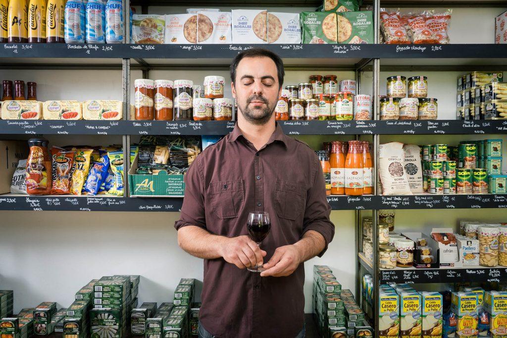 Photo de producteur locaux et commerce de proximité réalisé par le studio Le Carré