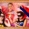 Déguisées en super héros pour son enterrement de vie de jeune fille