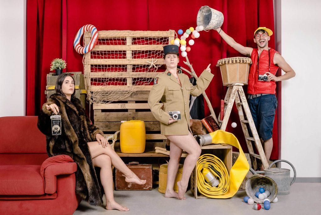 L'équipe du Studio Le Carré de Toulouse qui réalise les photos de votre quartier |  |