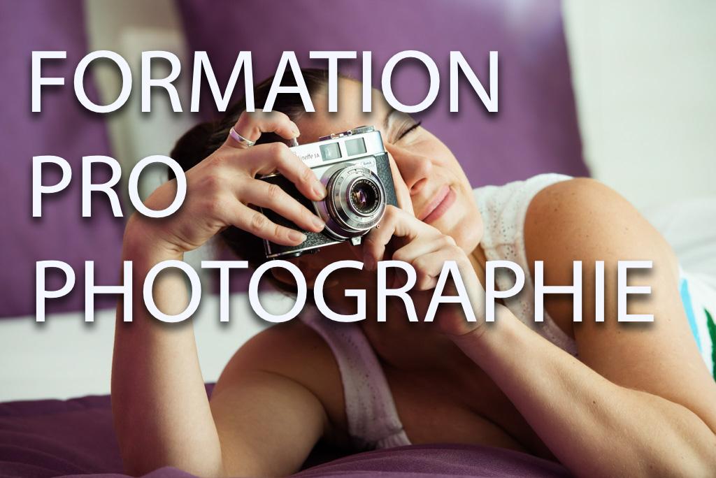 Contenu pédagogique de formation, compétences audiovisuelles, technique photographique, métier de l'image, photo professionnelle à Toulouse, Organisme de préparation, devenir photographe à Lyon