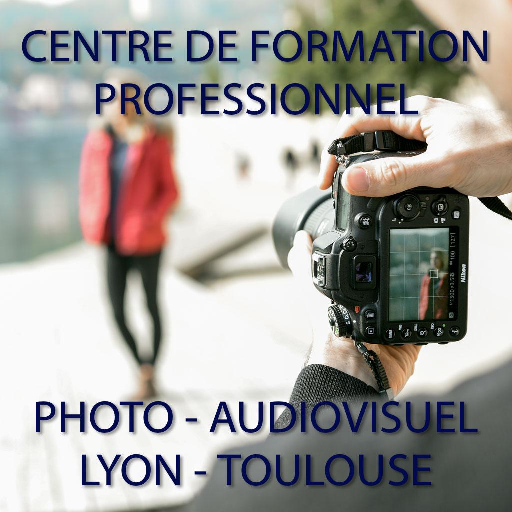Formation Professionnelle Photo de produit pour site ecommerce à Lyon et Toulouse, centre de formation professionnelle en audiovisuel