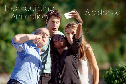 Activité insolite pour séminaire d'entreprise à distance, challenge photo à distance, défi et énigme de confinement avec visio sur zoom au télétravail